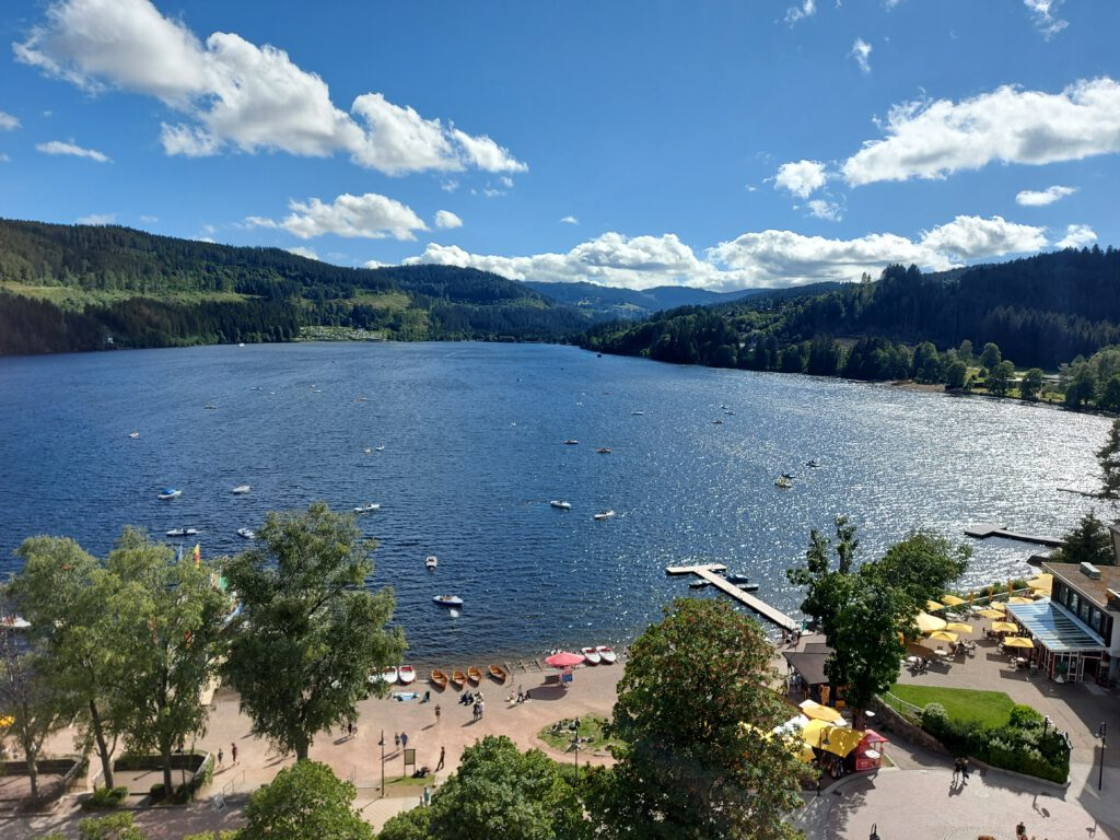 Titisee-Schwarzwald