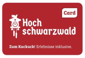 Hochschwarzwald Card Logo