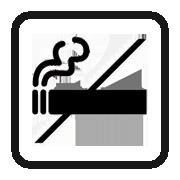 Nichtraucher Icon